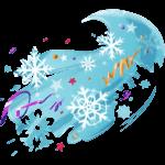 Подборка стикеров «Зима»