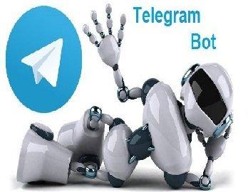 как добавить бота в телеграмм min