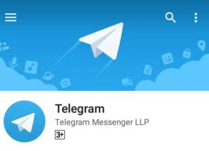 установка телеграмм faq 6