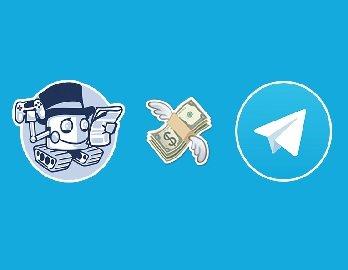 заработок в телеграмм small