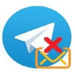 Как отключить уведомления в Телеграмме
